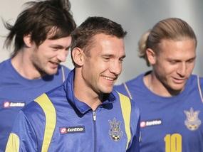 Украина поднялась в рейтинге ФИФА