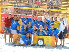 Чемпіонами України з пляжного футболу стали кияни