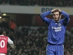 Шевченко распрощался с Челси