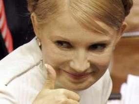 Тимошенко: Олимпийцы делают для Украины больше, чем все политики