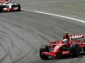 Масса побеждает на Гран-При Европы