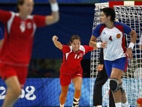 Норвежские гандболистки выигрывают олимпийское золото