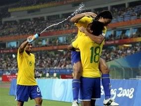 Бразилия стала бронзовым призером Олимпиады
