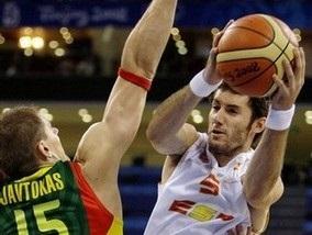 Баскетбол: Испания в финале