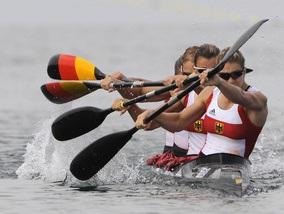 Олимпиада-2008: Германия дважды триумфует в гребле