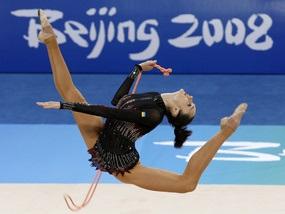 Художественная гимнастика: Бессонова в квалификации третья