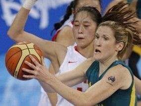 Баскетбол: Австралія в фіналі