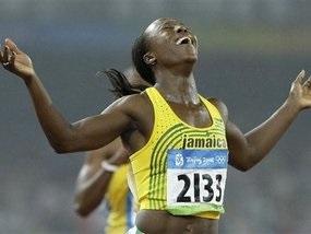 Біг: Ямайська спортсменка здобула золото