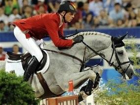Коня учасника Олімпіади спіймали на допінгу