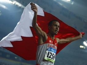 Біг: Перше золото для Бахрейну