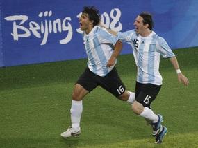 Футбол: Аргентина громить Бразилію