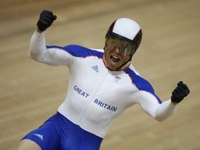 Велотрек: Кріс Хой став дворазовим чемпіоном Олімпіади-2008