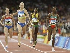 Масовий тріумф кенійських атлетів