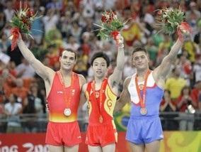 Спортивная гимнастика: Новые высоты Китая