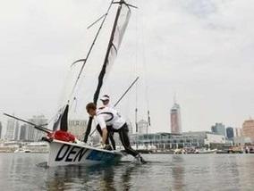 Данські яхтсмени узяли золото