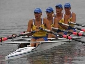 Академічне веслування: Українки - четверті