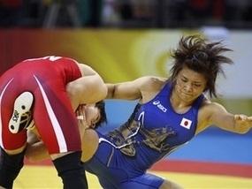 Борьба: Японка защитила титул