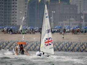 Парусний спорт: Золото для британців
