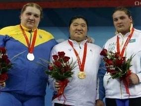 Ольга Коробка завоевывает для Украины первое серебро