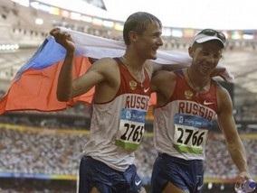 Спортивная ходьба: Золото у России