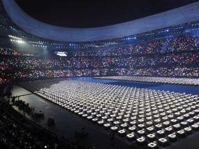 Олимпиада-2008: Пикантные подробности с открытия