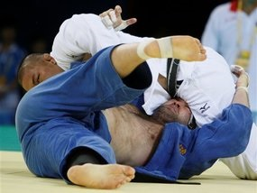 Японский дзюдоист стал Олимпийским чемпионом Пекина