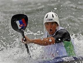 Словаччина виграє ще одне золото у веслувальному слаломі