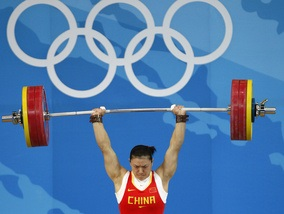 Тяжелая атлетика: Китаянка выиграла золото с Олимпийским рекордом