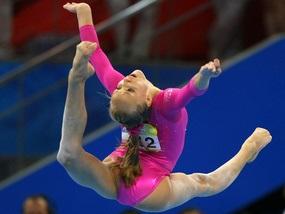 Спортивна гімнастика: Золото взяла американка російського походження