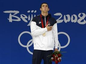 Фелпс завоевал шестое золото