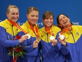 Фотогалерея: Олимпийская гордость Украины