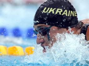 Плавання: Українець показав третій результат