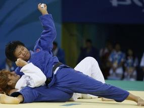 Дзюдо: Китаянка завоювала золото