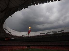 Олімпіада-2008: Погода вносить свої корективи