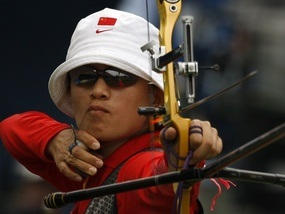 Стрельба из лука: Китаянка завоевывает золото