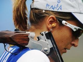 Олімпіада-2008: Тріумф італійки в стендовій стрільбі