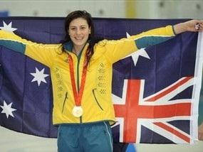 Австралійки перемагають в естафеті зі світовим рекордом