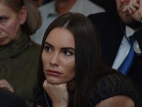 Дочь Ющенко смотрела матч Шахтера вместе с Ахметовым