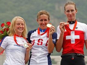 Велоспорт: Олимпийский триумф американки