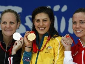Плаванье: Австралийка выиграла золото с мировым рекордом