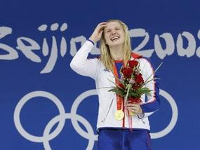 Олімпійська чемпіонка отримає по парі дизайнерського взуття за кожне золото