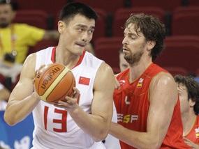 Баскетбол: Іспанія вириває перемогу в господарів