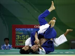 Дзюдо: Украинец прорвался в полуфинал