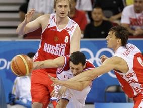 Баскетбол: Россия терпит поражение