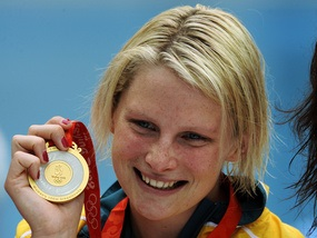 Плавання: Австралійська пливунка перемогла на стометрівці брасом