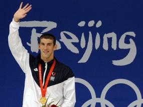 Плавання: Фелпс здобув третє золото