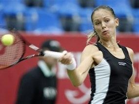Теннис: Украинка прекращает выступления