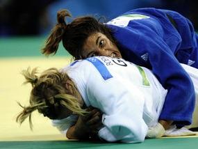 Олімпіада-2008: Золотий тріумф італійської дзюдоїстки