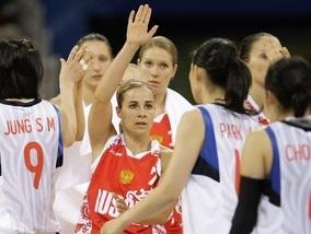 Баскетбол: Росія ледве здолала кореянок