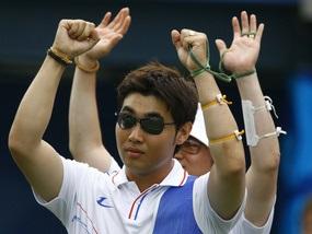 Олимпиада-2008: Корейские лучники завоевали золото